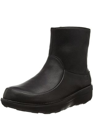 Women Ankle Boots - FitFlop Loaff Shorty Zip, Women's Ankle Boots