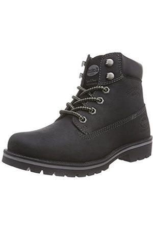 Women Boots - Dockers by Gerli 35aa203-400100, Women's Combat Boots, (Schwarz 100)