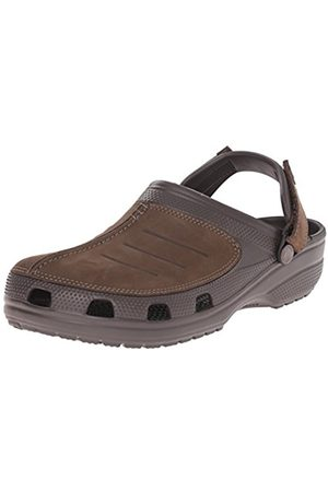 Men Clogs - Crocs Yukon Mesa Men's Clogs - Espresso