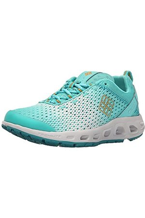 Women Shoes - Columbia Women's Drainmaker Iii, Low Rise Hiking Shoes - Multi-coloured (Doliphin/Squash)