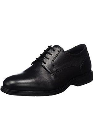 Men Formal Shoes - Lloyd Men's Kajak Derbys, -Schwarz (Schwarz 0)