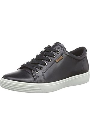 Trainers - Ecco S7 TEEN, Unisex Kids' Low-Top Sneakers, (2001black)