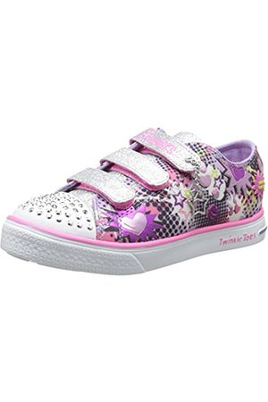 Girls Trainers - Skechers Twinkle Breeze Pop Tastic, Girls' Low-Top