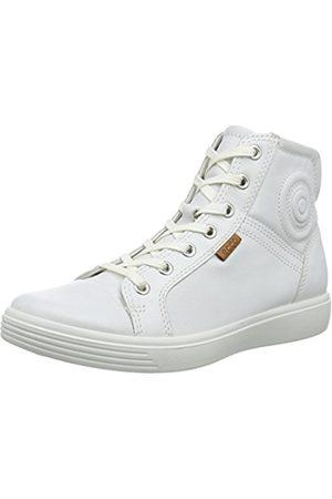 684818e5947 Trainers - Ecco S7 TEEN, Unisex Kids' Hi-Top Sneakers, (1007white .