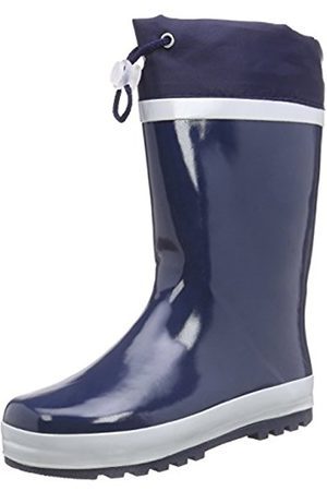 Boots - Playshoes GmbH Rubber Basic Lined, Unisex Kids' Rain Boots