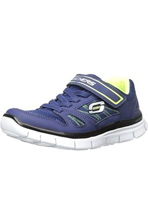 Boys Shoes - Skechers Flex Advantage Master Dash, Boys' Multisport Outdoor Shoes, (Nvyl - Navy )