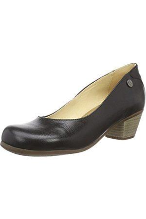 Women Slippers - Jonny's Women's Seneka Cold lined low house shoes Size: 8