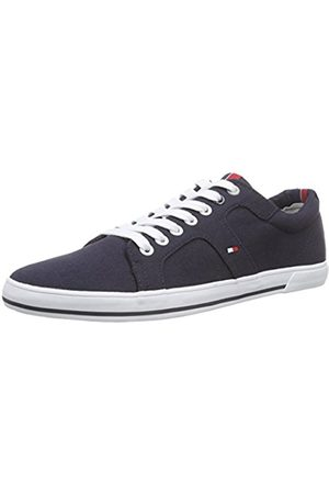 Men Trainers - Tommy Hilfiger Men's SM H2285ARRY 9 Low-Top Sneaker Size: 10 UK