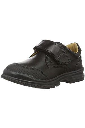 Boys School Shoes - Geox Jr William a, Boys' Velcro Shoes