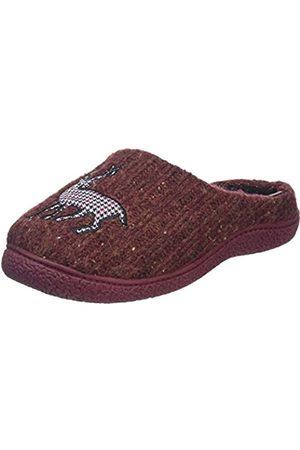 Men Slippers - Isotoner Men Novelty Mule Open Back Slippers