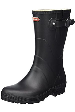 Women Boots - Viking Women's Hedda Unlined Rubber Boots Half Shaft Boots & Bootees Size: 5