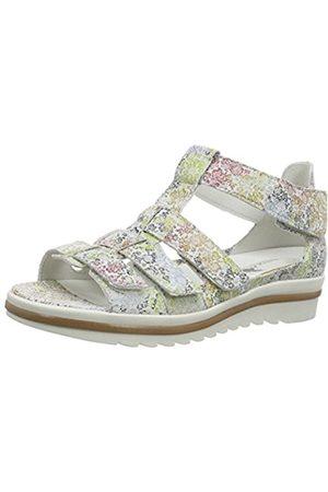 Women Sandals - Waldläufer Hakura, Women's Open Toe Sandals