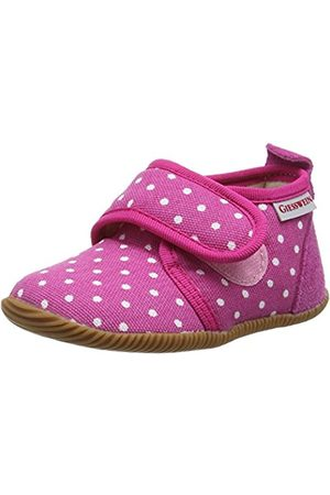 Girls Slippers - Giesswein Stans - Slim Fit, Girls' Hi-Top Slippers
