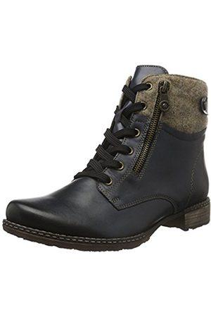 Women Boots - Remonte Women's D4379 Combat Boots