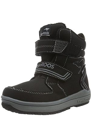 Boots - KangaROOS Unisex Kids' Kanga-tex 2083 Warm-Lined Short-Shaft Boots and Bootees Size: 3.5 UK