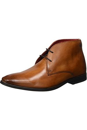 Men Boots - Base London Men's Henry Classic Ankle Boots Size: 8
