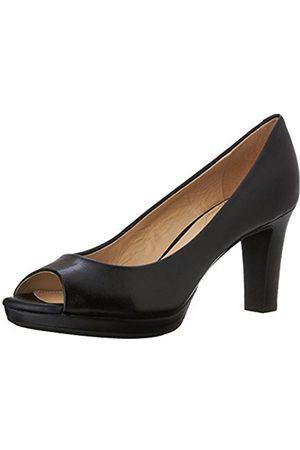 Women Heels - Geox D Lana A, Women's Open-Toe Pumps