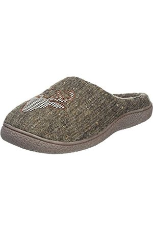 Men Slippers - Isotoner Men Novelty Mule Open Back Slippers