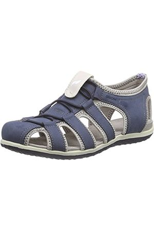 Women Sandals - Geox D Sandal Vega D, Women's Wedge Heels Sandals