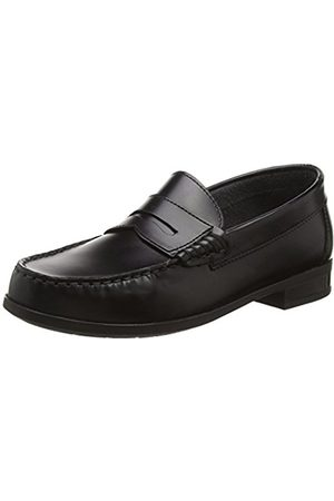 Girls Brogues & Loafers - Start Rite Penny , Girls' Loafers, ( High Shine)