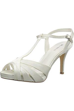 Women Heels - Menbur OLIVIA, Women's Ankle-Strap Pumps