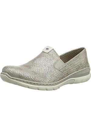 M2855 Women Loafers, Womens Loafers Rieker