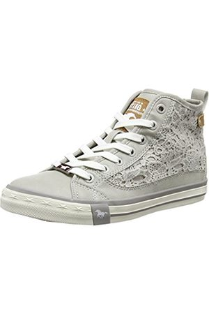Womens 1146-507-1 Hi-Top Trainers, White Mustang