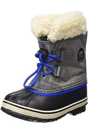 Snow Boots - sorel Unisex Kids Childrens Yoot Pac Nylon Snow Boots, (City 023)