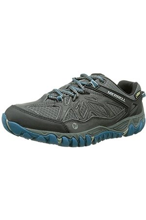Men Shoes - Merrell All Out Blaze, Men's Lace-Up Low Rise Hiking Shoes - /Multi