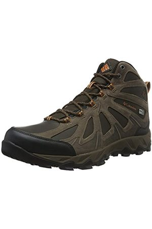 Men Boots - Columbia Men's Peakfreak Xcrsn Ii Mid Leather Outdry High Rise Hiking Boots