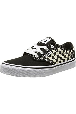 Vans Atwood, Boys' Low-Top Sneakers, (checkers)