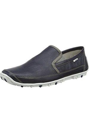 Men Brogues & Loafers - Rieker Men's 08989 Loafers & Mocassins-Men Loafers Size: 11 UK