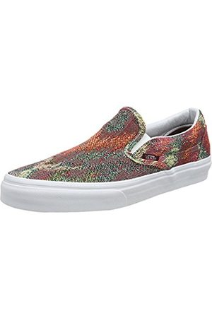 Trainers - Vans Unisex Adults' Classic Slip-on Low-Top Sneakers