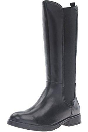 9cc041cfdc75 Geox Girls  JR Sofia C High Boots