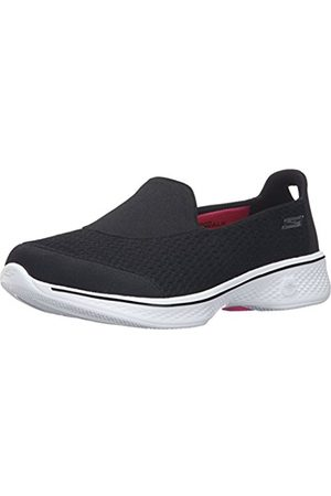 Women Trainers - Skechers Women's Go Walk 4-Pursuit Trainers