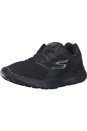 Women Outdoor Shoes - Skechers GO RUN 400, Women Multisport Outdoor Shoes, (bbk)
