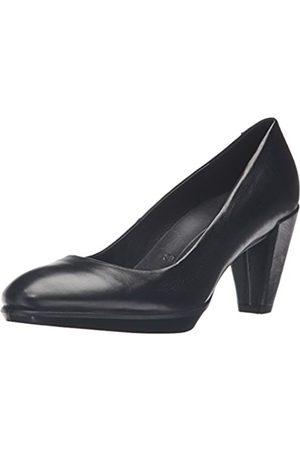 Women Heels - Ecco Women's Shape 55 Plateau Closed-Toe Pumps
