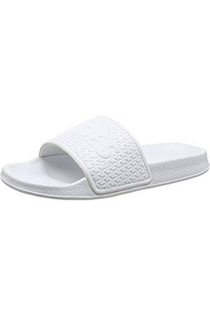 Women Shoes - Slydes Women's Logo F Beach and Pool Shoes