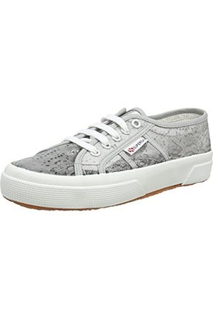 Women Trainers - Superga Women's 2750 Animalnetw Low-Top Sneakers Multicolor Size: 4