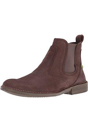 Men Boots - El Naturalista Men's NG22 Pleasant / Yugen Ankle Boots
