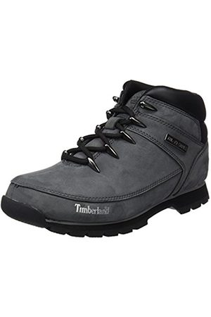 Men Boots - Timberland Men's Euro Sprint Hikergrey Reflective Chukka Boots