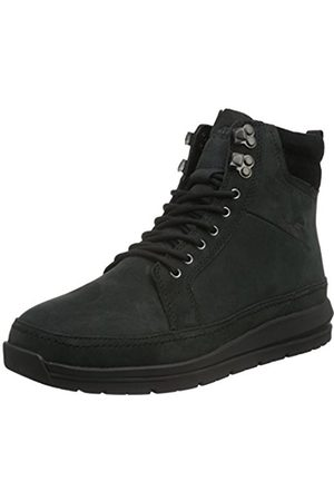 Men Snow Boots - Boxfresh Men's Loadha Uh Lea/Sde Ankle Boots