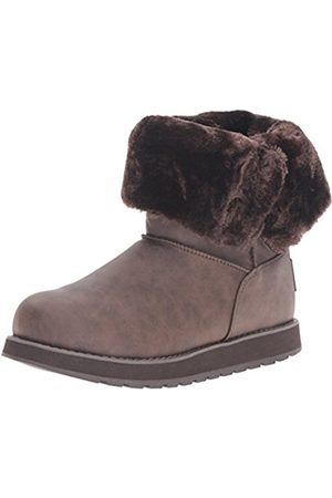 Women Boots - Skechers Keepsakes Leatherette, Women's Slouch Boots