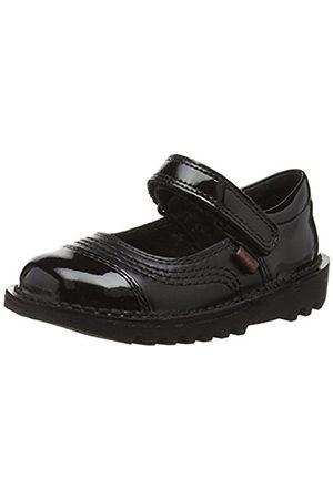 Girls School Shoes - Kickers Girls' Kick Pop Infant Mary Jane