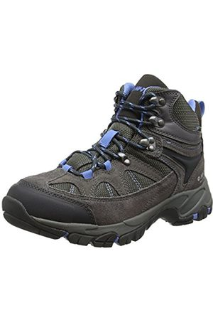 Hi-Tec Women's Altitude Lite Ii I Waterproof High Rise Hiking Boots, (Warm /Charcoal/Cornflower)
