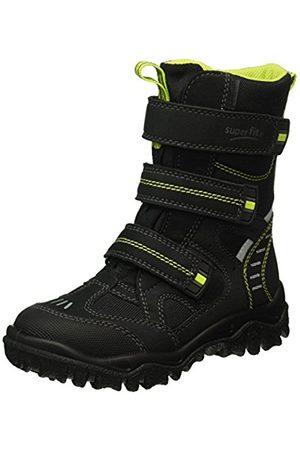 Boys Boots - Superfit Boys' HUSKY2 Ankle Boots, -Schwarz (Schwarz Kombi 02)