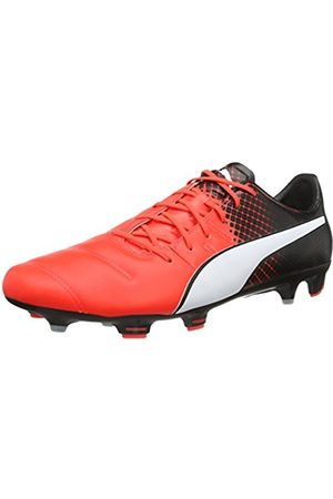 Puma EvoPOWER 1.3 Lth FG, Men's Football Boots, ( /Wht/Blk)