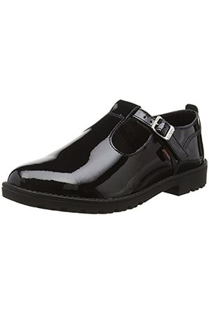 Girls School Shoes - Kickers Girls Lachly T Junior Mary Jane