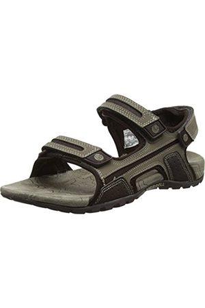 Men Sandals - Merrell Sandspur Oak, Men Velcro Sandals