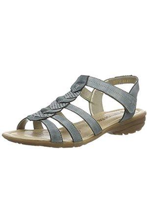 Women Sandals - Remonte R3658, Women's Wedge Heels Sandals